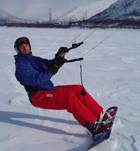 инструктор по сноуборду Москва